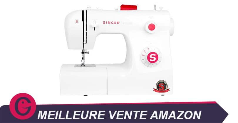 Singer initiale test avis machine coudre d butant for Machine a coudre 93
