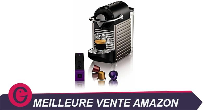 nespresso pixie pas cher test avis cafetiere. Black Bedroom Furniture Sets. Home Design Ideas