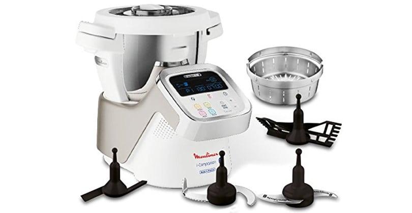 Moulinex i companion test avis robot cuiseur connect - Www moulinex fr companion ...