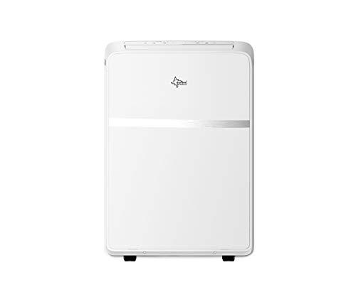 SUNTEC Climatiseur local mobile ADVANCE 12.0 Eco R290 [pour Max. 130 M³ (~60 M²), 12.000 BTU/h, Max. 3400 W] [Classe énergétique A]