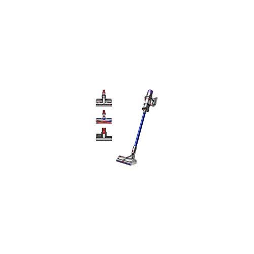 Dyson V11 Absolut Extra, aspirateur, Nickel/Bleu