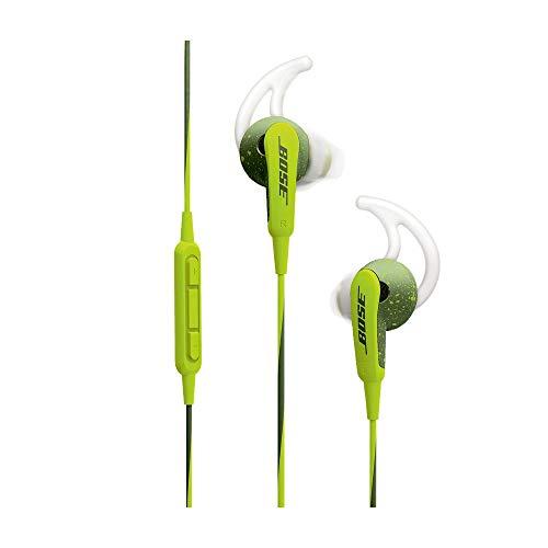 Bose Écouteurs SoundSport pour Appareils Apple - Vert Energie