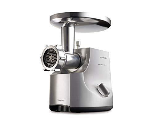 Kenwood Hachoir à Viande Electrique MG700, Semi- Pro, Puissance 2000 W, Inox Brossé