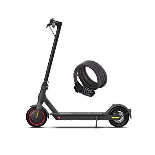 Mi Electric Scooter Pro2 Noir, version Française avec antivol