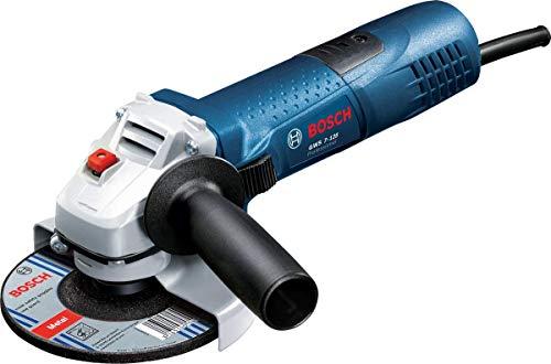 Bosch Professional Meuleuse d'angle GWS 7-125 (720 watts, disque Ø: 125 mm, dans une boîte)