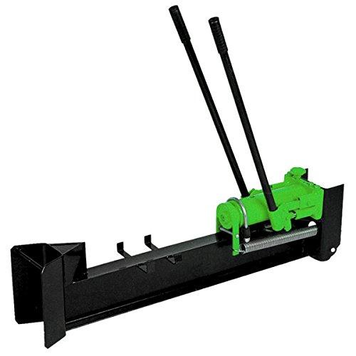 Charles Bentley - Fendeuse à bois manuelle hydraulique - 10 tonnes - vert