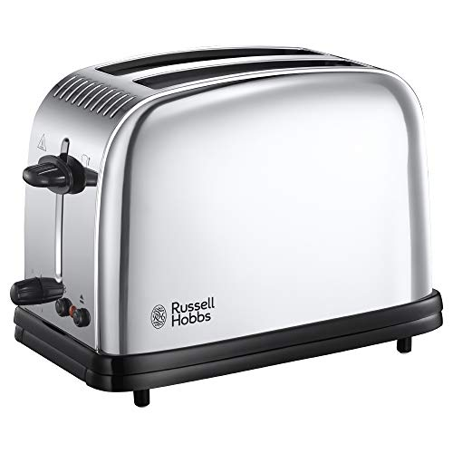 Russell Hobbs Toaster Grille-Pain, Cuisson Rapide et Uniforme - 23311-56 Victory