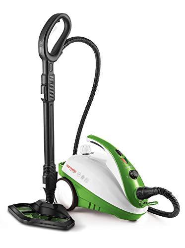 Polti Vaporetto Smart 35 Mop nettoyeur vapeur avec brosse Vaporforce, 3,5 bar, tue et élimine 99,99%* des virus, germes et bactéries