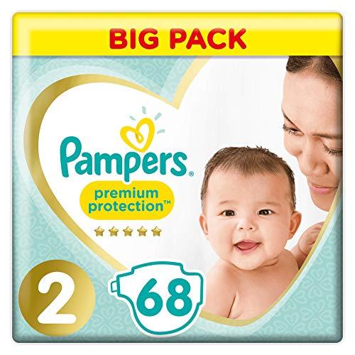 Pampers Lingettes Bébé Sensitive - Lot de 18
