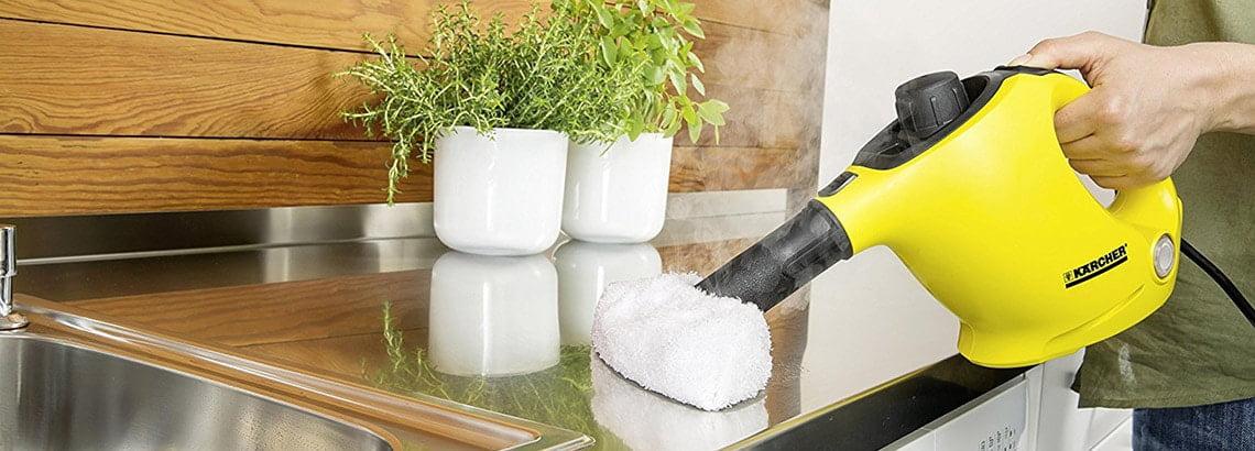 Les 10 meilleurs balais vapeur pour nettoyer sainement