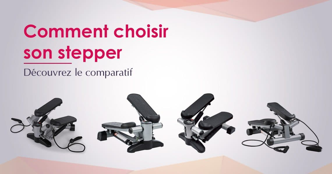 Meilleur stepper 2019 – Comparatif, Tests, Avis
