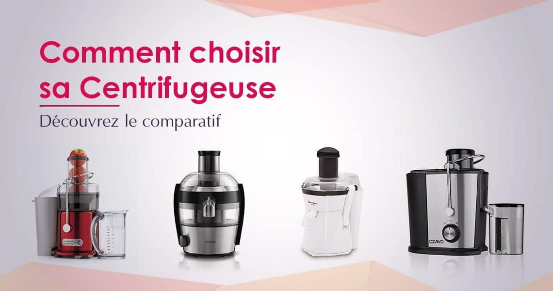 Comparatif des meilleures centrifugeuses