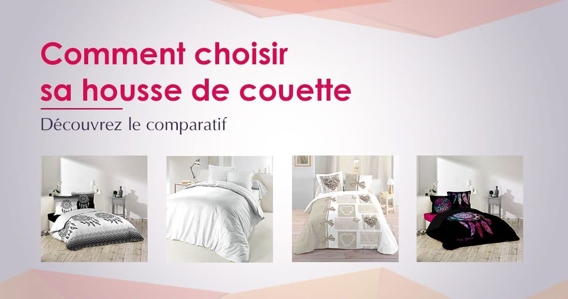 meilleure housse de couette 2018 top 10 et comparatif. Black Bedroom Furniture Sets. Home Design Ideas