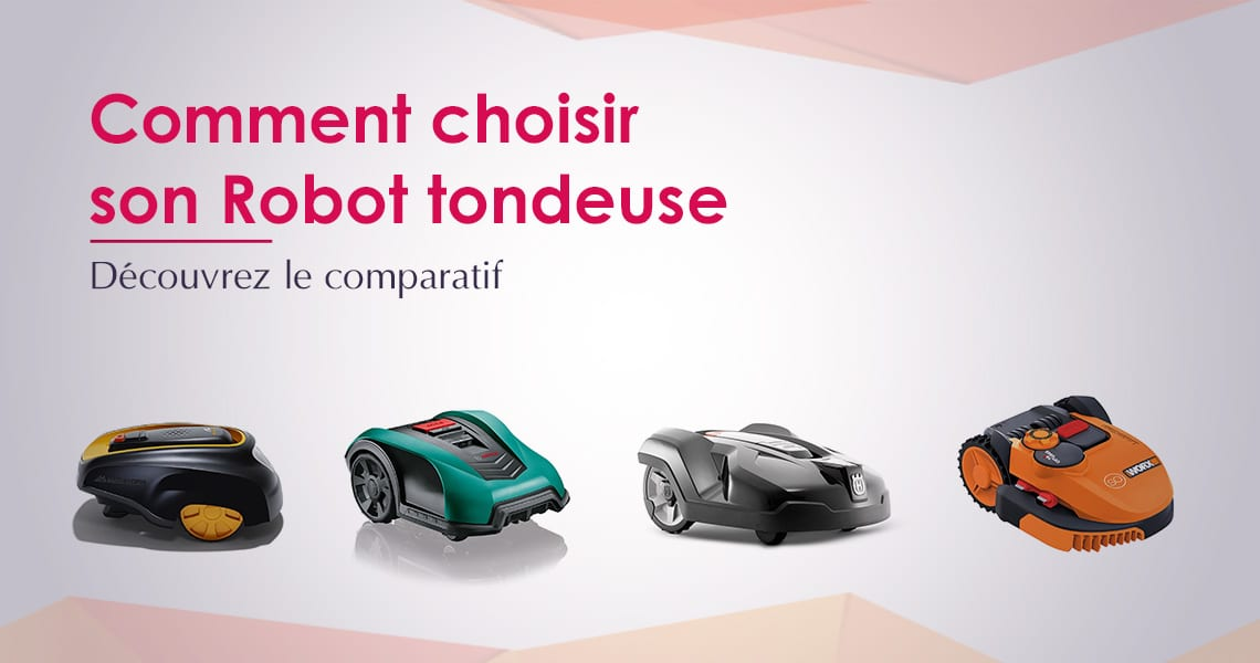 meilleur robot tondeuse 2018 comparatif avis test et promo. Black Bedroom Furniture Sets. Home Design Ideas