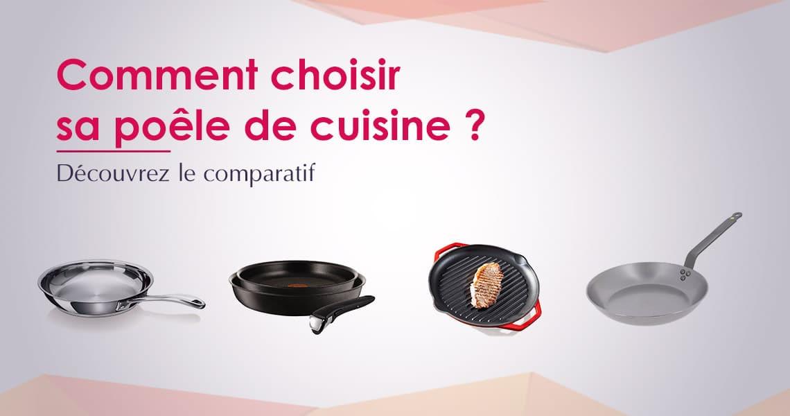 Comparatif Poele Cuisine Que Choisir Les Meilleurs Modeles 2020