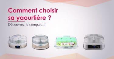 Les meilleures yaourtières, 6 machines à yaourt fiables – Comparatif