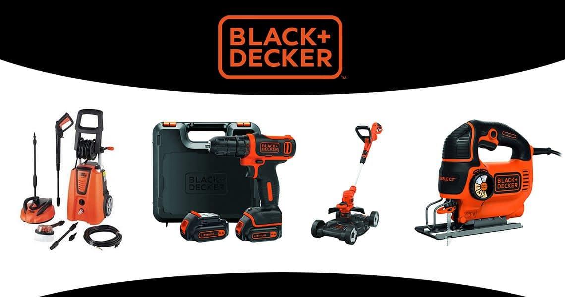Que vaut la marque Black et Decker?