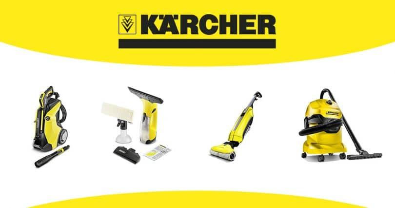 Quelle est la fiabilité des produits Kärcher?