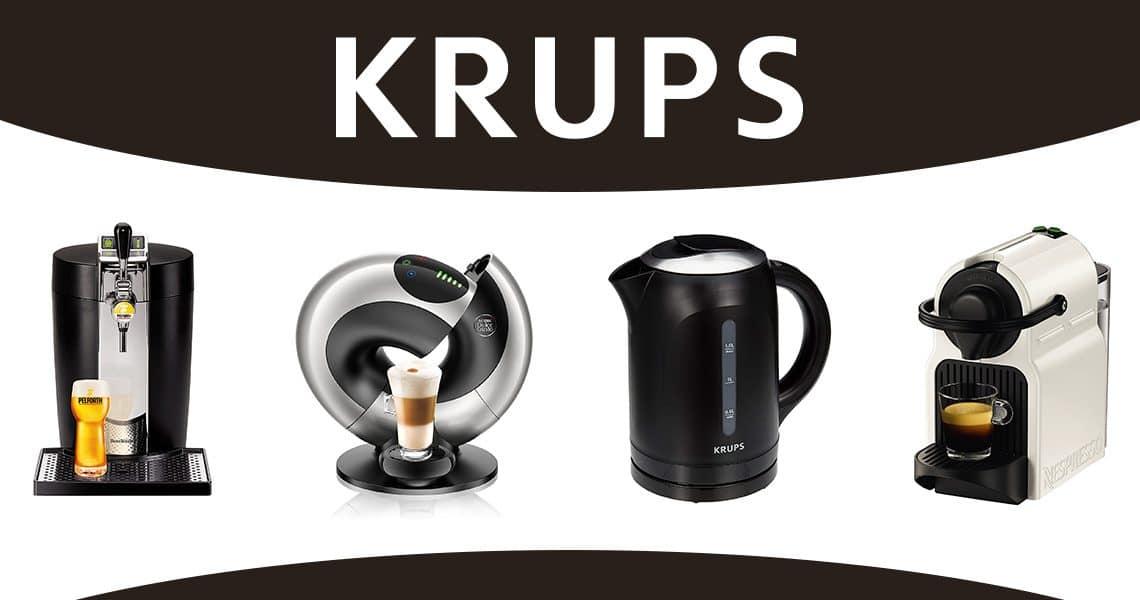 Est-ce que ça vaut le coup d'acheter des appareils Krups?