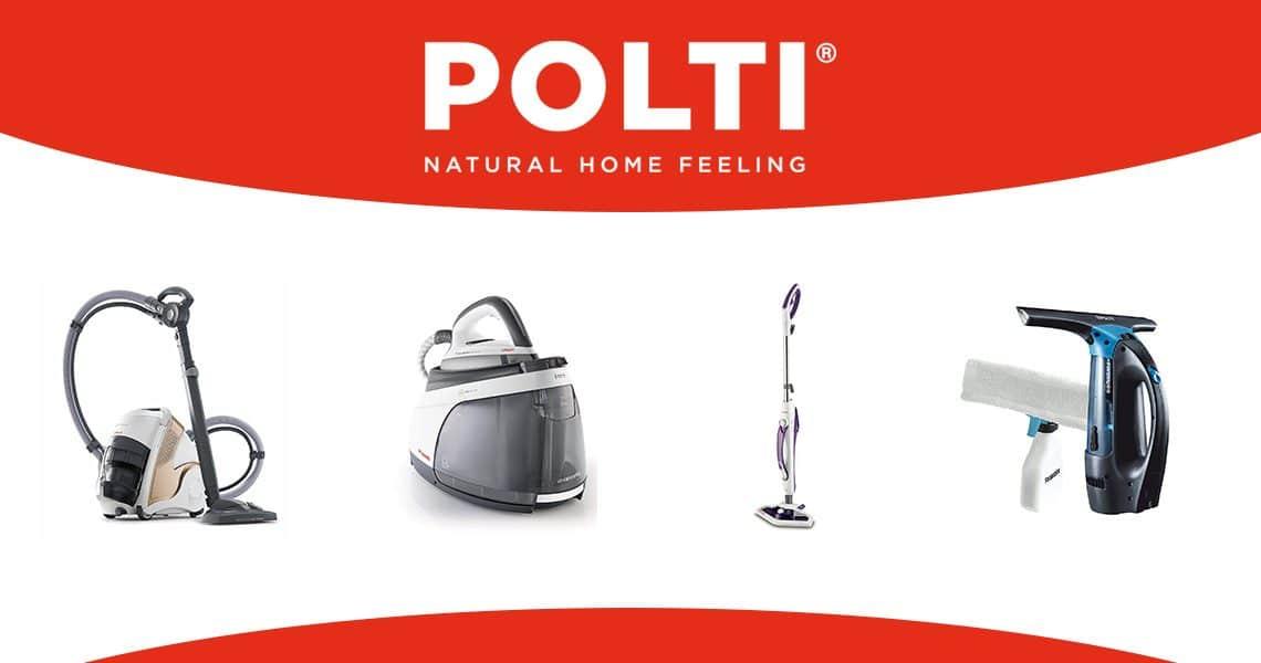 Quel est le sérieux de la marque Polti ?