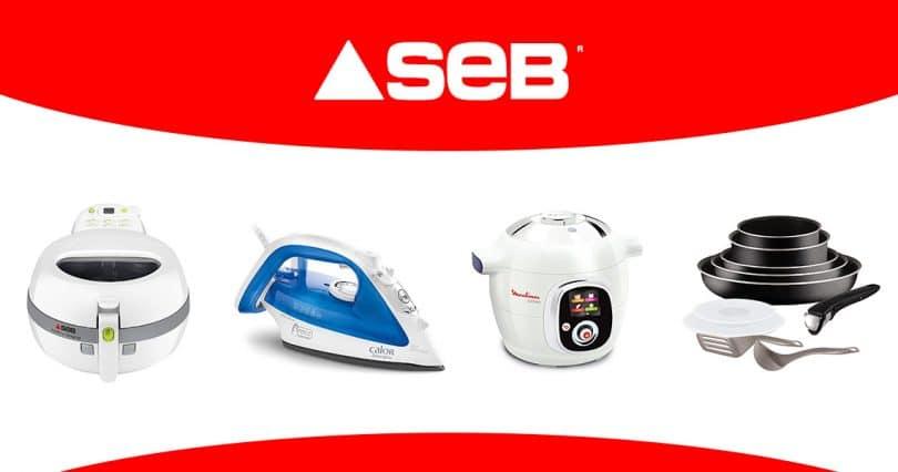 Que vaut l'électroménager de la marque SEB?