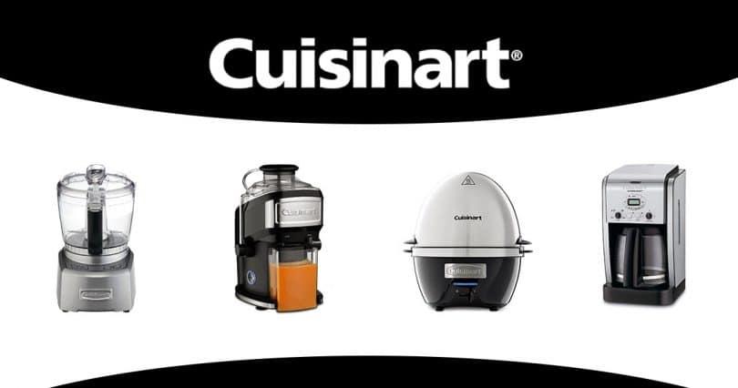 Quel est le sérieux de la marque Cuisinart?