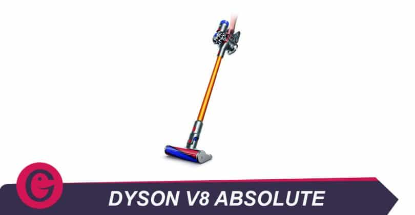 dyson v8 absolute promo test prix avis aspirateur. Black Bedroom Furniture Sets. Home Design Ideas