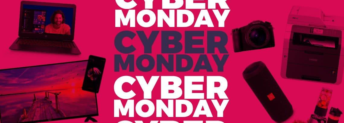 Cyber Monday2020 : ça a débuté ! Zoom sur les meilleures affaires !