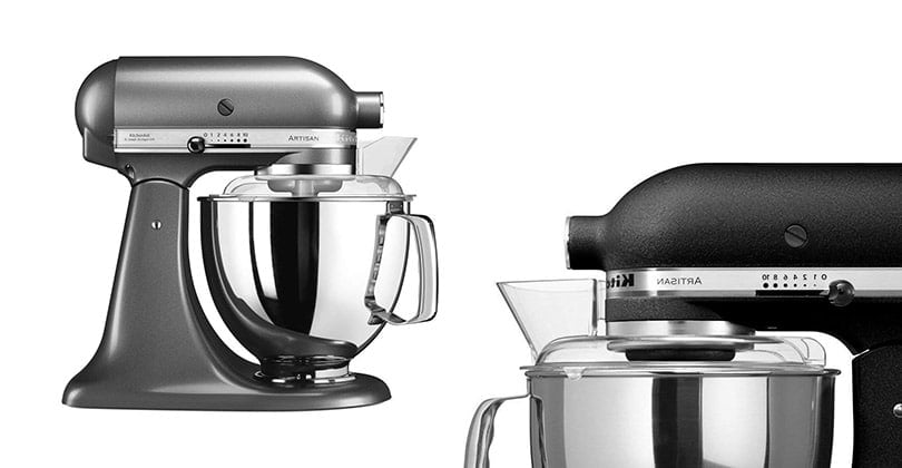kitchenaid artisan test avis robot p tissier. Black Bedroom Furniture Sets. Home Design Ideas