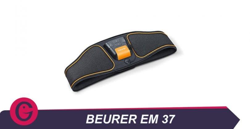 le plus fiable bas prix acheter pas cher Beurer EM 37 : Test, Prix & Avis | Ceinture de musculation ...