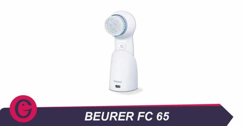 Nettoyer son visage sans se ruiner avec Beurer FC65