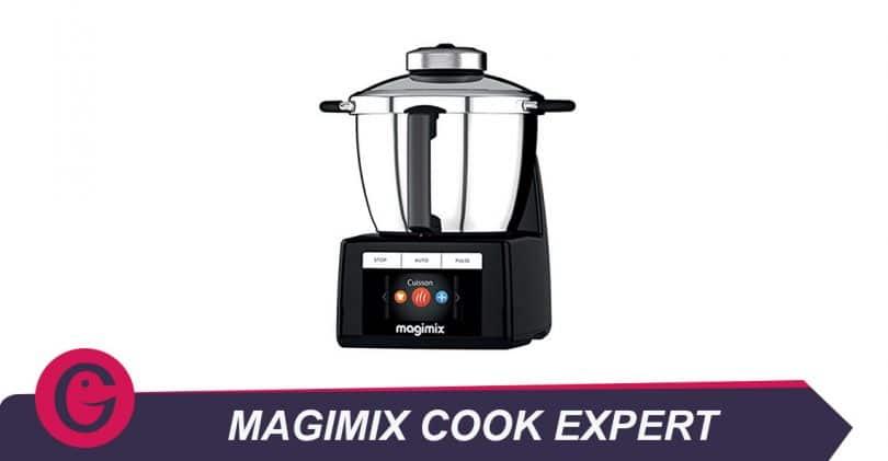 Absolument tout cuisiner avec Magimix Cook Expert