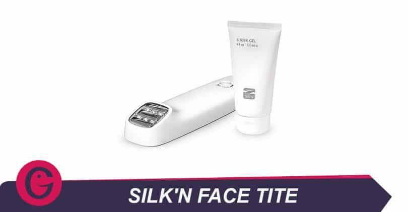 Raffermir le visage et le cou avec Silk'n Face Tite