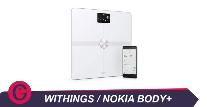 Withings / Nokia Body+, balance connectée, allier minceur