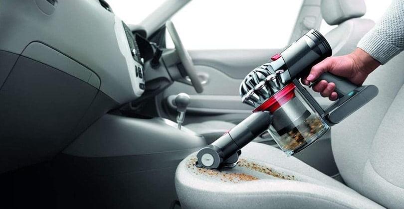 Le Dyson V7 Trigger convient-il à l'entretien de la voiture