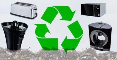 recyclage électroménager