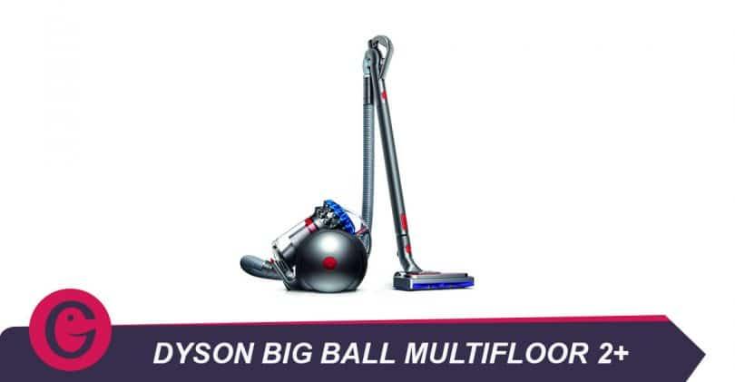 Aspiration polyvalente avec le Dyson Big Ball Multifloor 2+