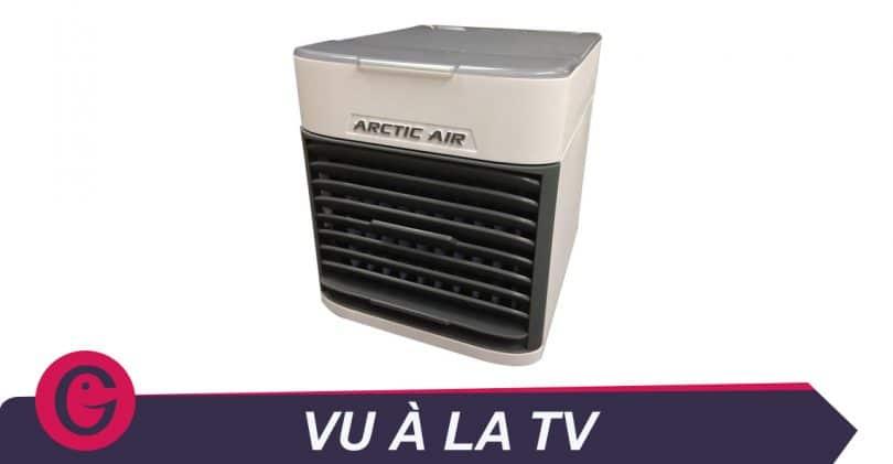 Arctic Cube Ultra – rafraîchir l'air efficacement