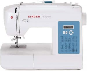 Singer Brilliance 6160 avis