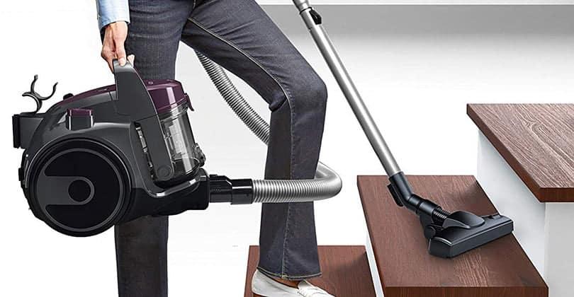 aspirateur maniable et léger pour un ménage agréable