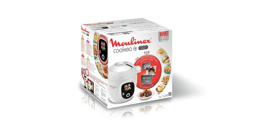 achat Moulinex Cookeo+ CE851100