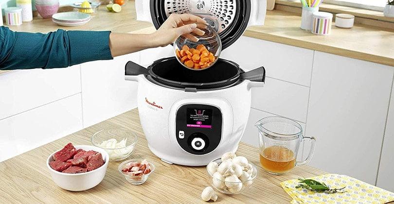 cuisson maitrisée avec cookeo