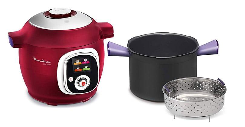 les différents modes de cuisson cookeo
