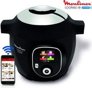 Moulinex Cookeo+ Connect CE857800 avis