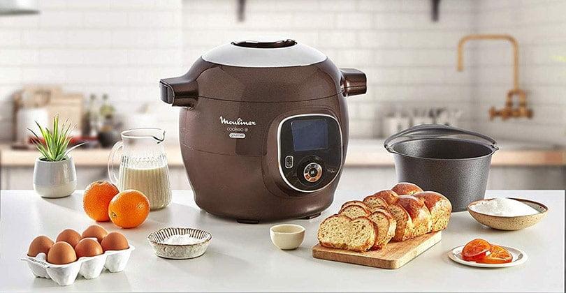 présentation Cookeo+ Gourmet CE852900