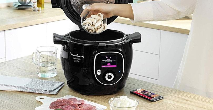 robot de cuisine explication