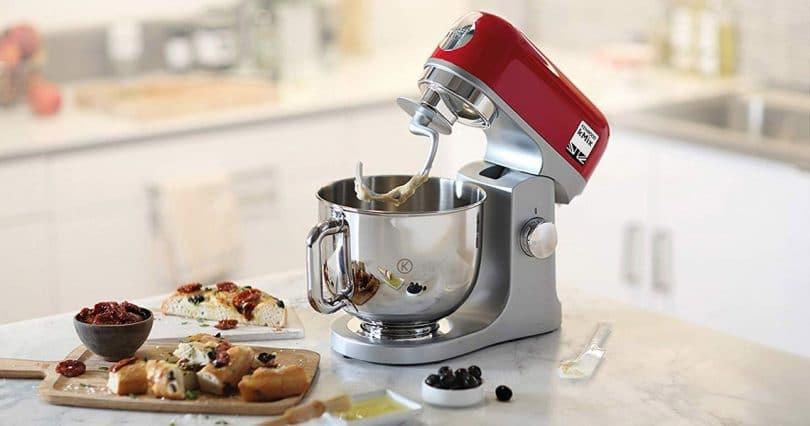 Quel robot pâtissier choisir, Kenwood ou KitchenAid?