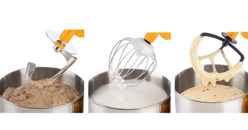 Quel robot pour la pâtisserie : Robot pâtissier ou robot multifonction ?