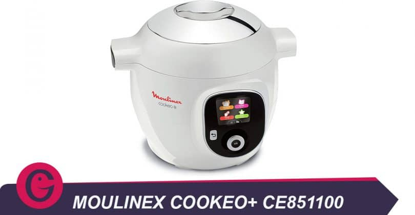 test Moulinex Cookeo+ CE851100
