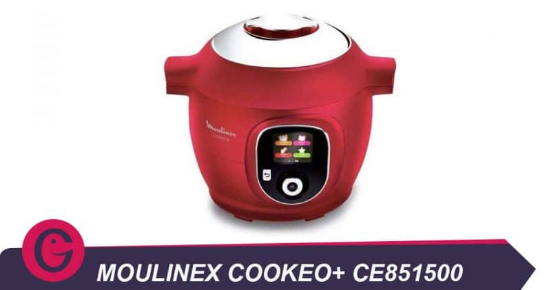 Moulinex Cookeo+ CE851500 test